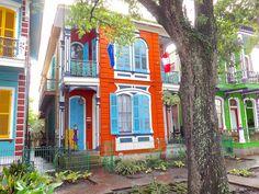 Our secret clubhouse.  Keep it under your hat.  La Belle Esplanade Bed and Breakfast: The Secret New Orleans Bed and Breakfast Club