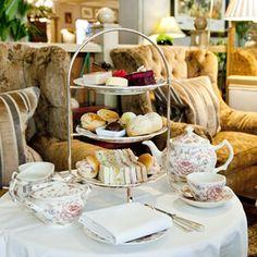 Tea at The Rubens at The Palace