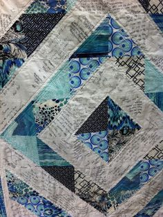 wedding guestbook quilt-  have pre cut squares or triangles at tables or at sign in table.   in addition, you could have fabric markers & big squares of cloth available for people (kids) to draw on & keep them entertained.  This is cool!!
