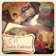 Click HERE for a video review of Lucy Calkins Units of Study for Writing Workshop! :)