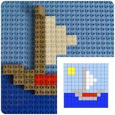 Картинки по запросу лего мозаика