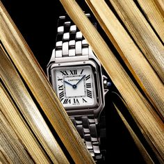 Enter the Panthère: Cartier's game-changing watch is here