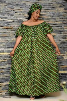 Exotic Ankara Gown Styles In Nigeria Long African Dresses, Latest African Fashion Dresses, African Print Dresses, African Print Fashion, Women's Fashion Dresses, Ankara Fashion, Africa Fashion, African Prints, African Fabric
