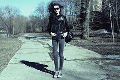Violet Ell - Biker Jacket - 3.15