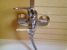 bath clean - Anya spórol: Gyors, egyszerű, olcsó kád és zuhany tisztító és még öko is:)