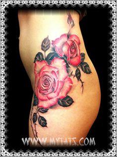 Lucy Hu -- Lucy's Femine Tattoo Gallery
