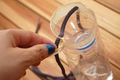 easy homemade wasp trap