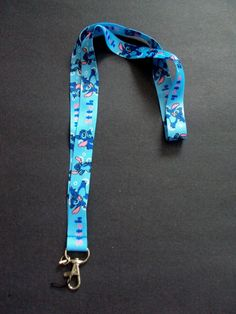 Betty Boop Colorful Lanyard Necklace key Chain ID School Work Badge Holder