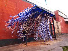 street interventions by artist r1