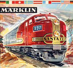Märklin Catalogus 1961