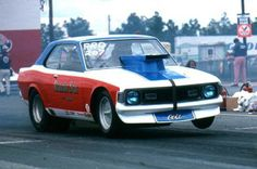 Vintage Drag Racing - Pro Stock - Ronnie Sox
