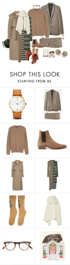 """""""Cozy"""" by fieldnotes ❤ liked on Polyvore featuring Sekford, Paul Smith, DAVID DONAHUE, Yves Saint Laurent, STELLA McCARTNEY, Maison Margiela, Dolce&Gabbana, I Love Mr. Mittens and 1canoe2"""