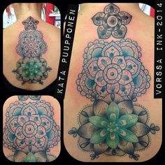 https://www.facebook.com/VorssaInk, http://tattoosbykata.blogspot.fi, #tattoo #tatuointi #katapuupponen #vorssaink #forssa #finland #traditionaltattoo #suomi #oldschool #pinup #mandala