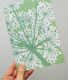 cow parsley lino print - Google Search