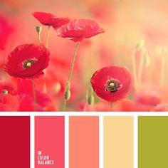 Цветовая палитра №1477
