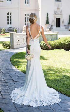 Timelessly Glamorous Spring 2018 Stella York Wedding Dresses