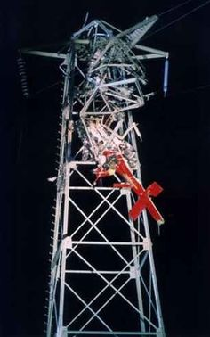 Helicopter Accidents: Bill Graham helicopter crash (1991) Crashed into a transmission tower in Calif. Deaths 3 (all)