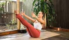 Back to Yoga Basics: Beginner Strength Flow