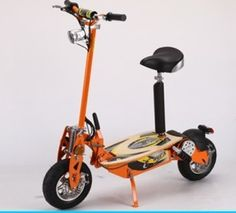 Electric Scooter with 1000W/1300W/1500W on Made-in-China.com