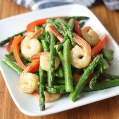 Thai Asparagus Stir Fry