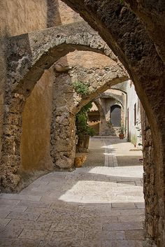 Villecroze, Provence, France