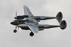 Photo P-38 Lightning by Thomas Weitzel on 500px