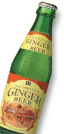 Ginger beer!
