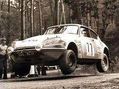 1972 - ROMAOZHINO - CITROEN DS21 - PORTUGAL L - Rally