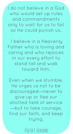Dieter F.  Uchtdorf.  I love this so much.