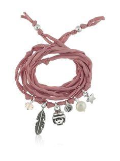 Laf Playmobil Collar Love Rosa Palo Única en Amazon BuyVIP