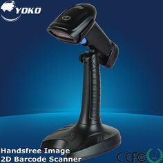 65.00$  Watch here - http://ali1mn.worldwells.pw/go.php?t=32707180146 - 2D/QR Hands-Free Image Barcode Scanner YK-980D Fast speed 2D/QR barcode scanner with RS232 POS  Free shipping