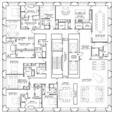 Inside A $95 Million New York Apartment: 432 Park Avenue Boss Hunting
