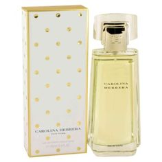 Carolina Herrera Perfume by Carolina Herrera, 100 ml Eau De Toilette Spray for Women - from my #perfumery