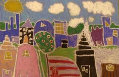 3rd gr Hundertwasser's Neighborhood