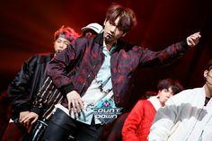 Jungkook ❤ BTS At MCOUNTDOWN (170223) #BTS #방탄소년단