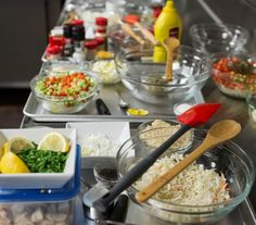 A kitchen in the museum? Yep! The kitchen is part of an interactive learning space for dynamic, sensory-learning experiences, and we're looking forward to sharing our discoveries about food history with you. Join us on Friday!