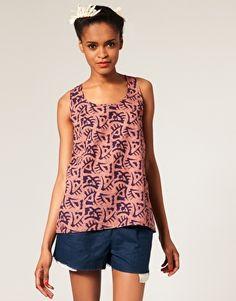 beautiful fair trade blouse by ASOS Africa