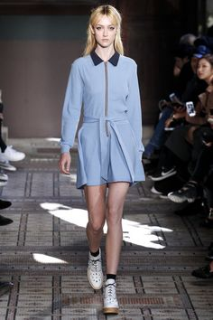 Julien David Spring 2016 Ready-to-Wear Collection - Vogue