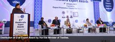 The Export promotion Council for Handicrafts which become installation within the year 1986 with the goal to promote handicrafts exports from the Country and build brand image of Indian handmade products international over, has celebrated its 30th anniversary these days in a colorful ceremony at India Expo Centre and Mart, Greater Noida. Alongwith 30th anniversary of EPCH, 10th anniversary of India Expo Centre & Mart in operation become additionally celebrated. For more information about…