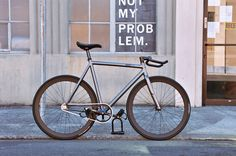 /by Brenton Salo #flickr #fixie