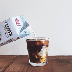 """There is only one way to cure the summertime heat, and that's with a nice glass of your favorite ColdBrew Coffee!  For more coffee inspirations from Japan visit www.kurasu.me"