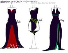classystuck: Aradia, Nepeta and Kanaya's dresses Homestuck Comic, Homestuck Trolls, Homestuck Cosplay, Nepeta Cosplay, Sketch Inspiration, Anime Outfits, Just In Case, Fancy, Costumes