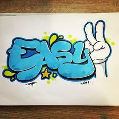 Graffiti Doodles, Graffiti Wall Art, Graffiti Tagging, Graffiti Drawing, Street Art Graffiti, Graffiti Designs, Art Drawings Sketches, Cool Drawings, Graffiti Wildstyle