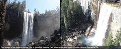 Waterfalls in Yosemite