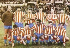 ATLETICO DE MADRID - 1965 Football Cards, Football Players, Everton Fc, History, Soccer, World, Champs, Athlete, Sports