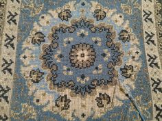 Τέλειο Counted Cross Stitch Patterns, Cross Stitch Charts, Cross Stitch Embroidery, Sewing Dolls, Bohemian Rug, Quilts, Blanket, Projects, Inspiration