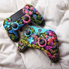 SCUF Infinity Flutter Series custom controllers, for Xbox One and PlayStation, are fully-loaded with innovations and patented technology that makes SCUF the choice for over 90% for all Pro Gamers.