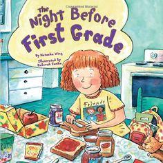 Back to School Books - A Grade Specific Reading List #1stGrade