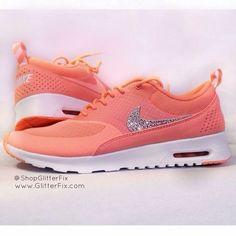 Glitterfix Bling Womens Nike Air Max Thea