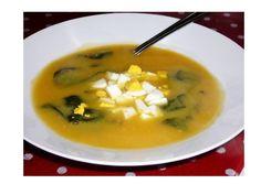 Sopa de Grao com Espinafre Da Minha Mãe - http://www.receitasparatodososgostos.net/2016/10/23/sopa-de-grao-com-espinafre-da-minha-mae/